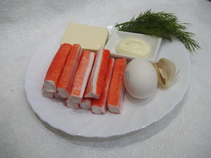 Фаршированные крабовые палочки рецепты с пошагово