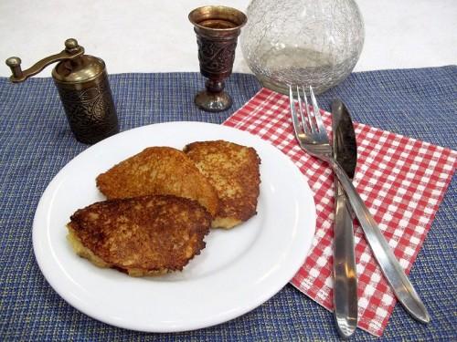 Картофельные белоруские драники