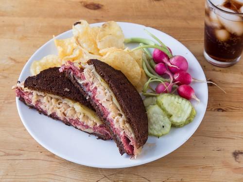 Рувим сэндвич