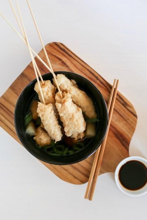 Ккочхи - корейский рыбный пирожок