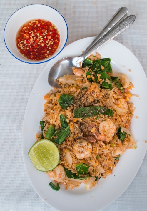 Рецепт Кхау Пхат
