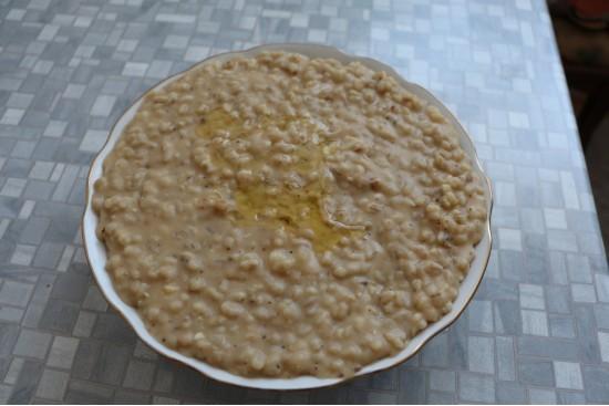 Старорусское блюдо логаза