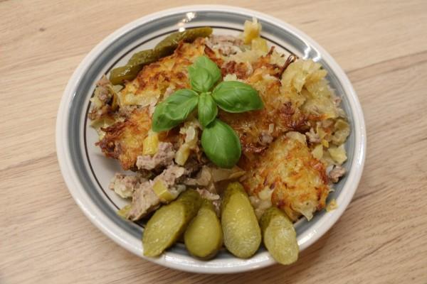 Харя – картофельная запеканка