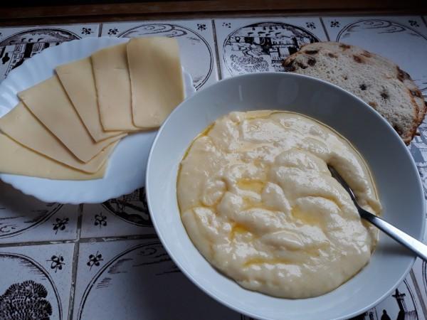 Рецепт блюда бурятской кухни Саламат