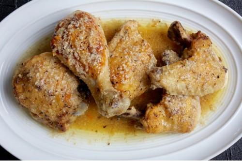 Рецепт чкмерули из курицы