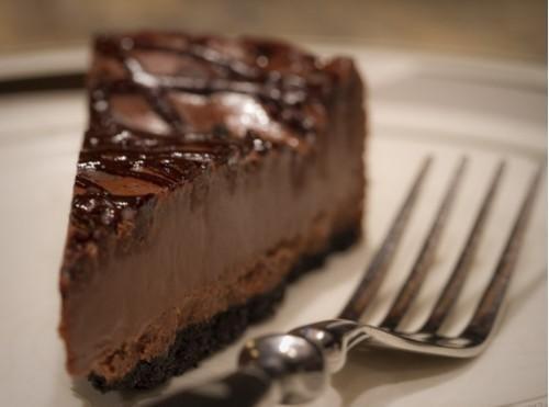 Рецепт шоколадного чизкейк-суфле
