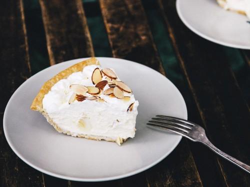 Американский кремовый пирог
