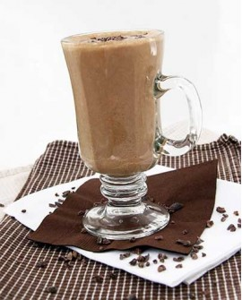 Кофейно-шоколадный смузи