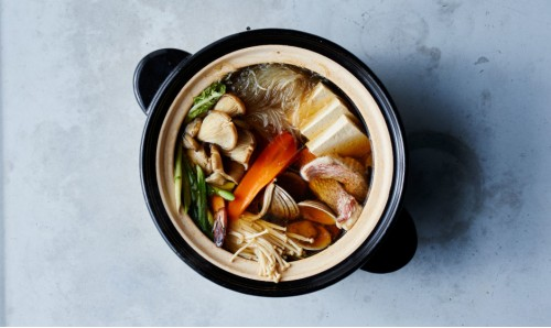 Рецепт набэмоно