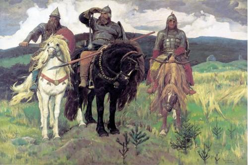 Как питались воины Руси