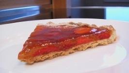 Песочный пирог с ягодами рецепт
