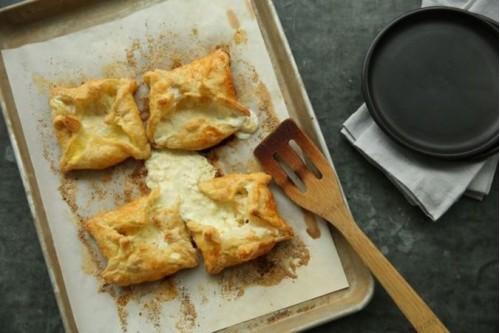 Рецепт пеновани с моцареллой