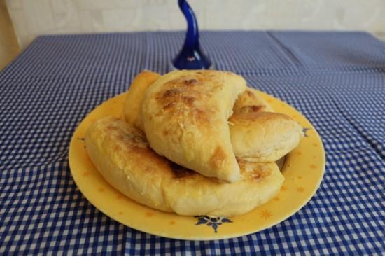 Пирожки Гвезели