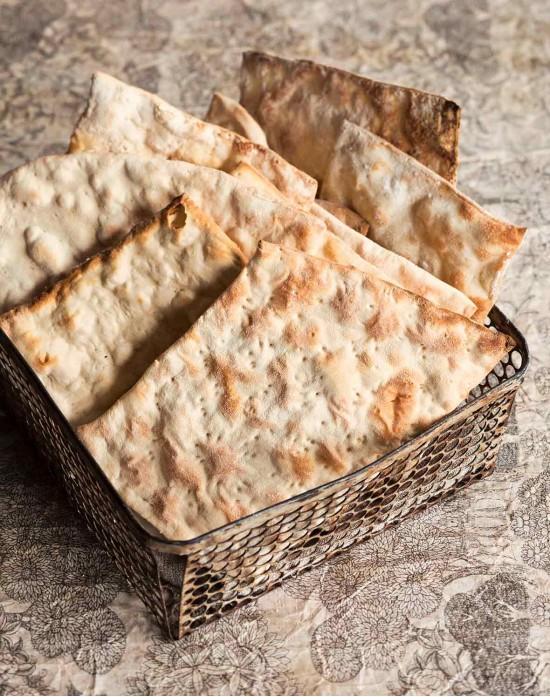 Еврейская Маца домашнего приготовления