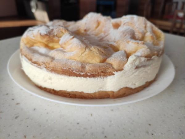 Торт – пирог Карпатка