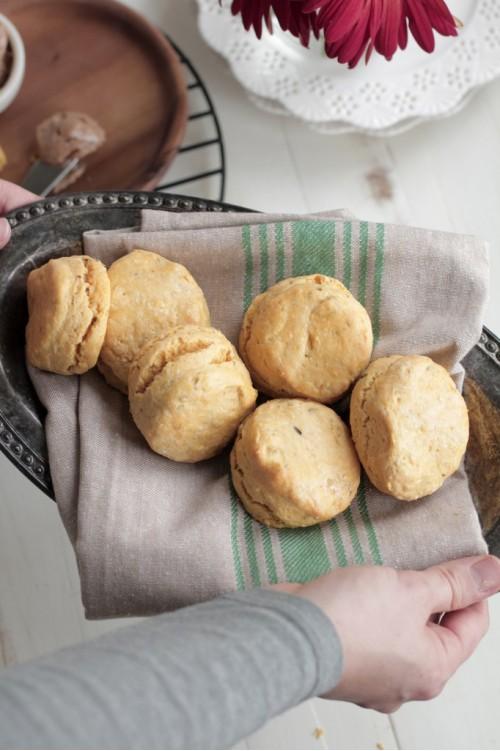 Рецепт печенья из сладкого картофеля