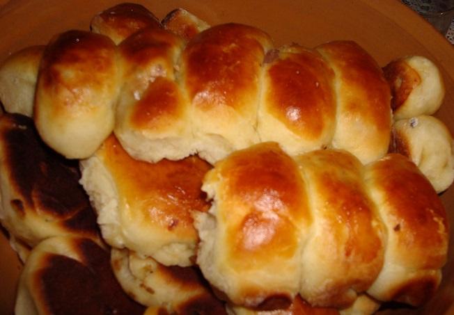 пирожки с клубникой рецепт с фото