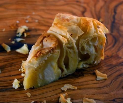 Баница - болгарский пирог