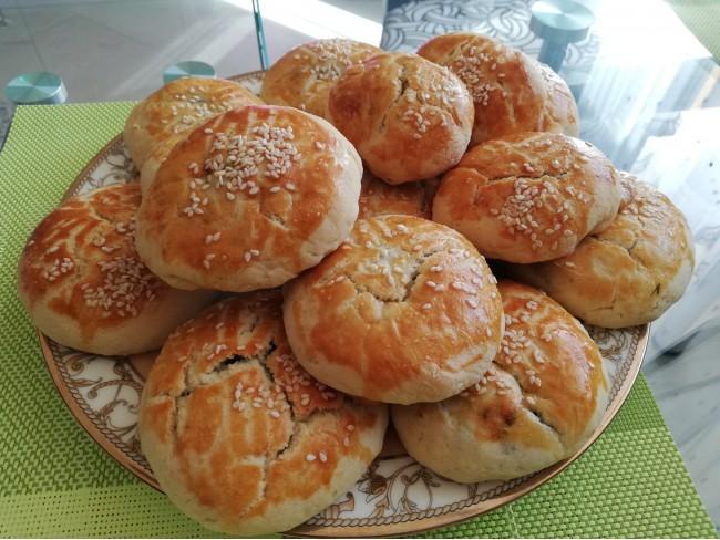 Турецкие пирожки с сыром Погача